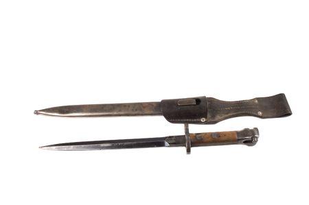 フランス アンティーク半ば 1800 年代頃の銃剣