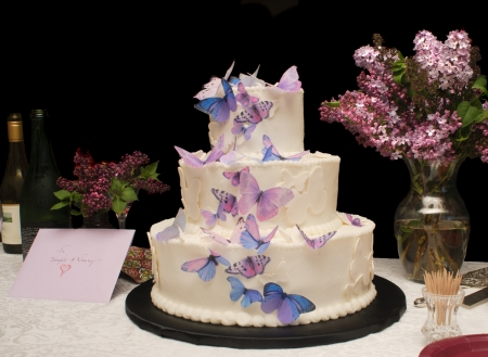 Wedding cake Stock Photo - 15322236
