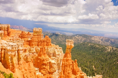 Bryce Canyon National Park, Utah, USA photo