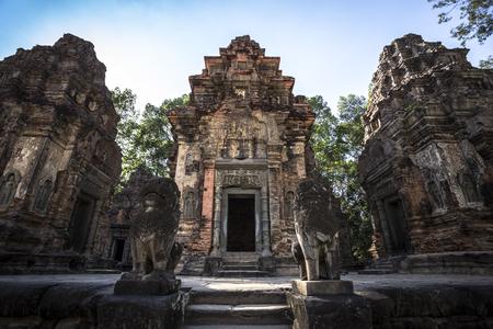 Siem Reap Angkor Wat Preah Ko UNESCO