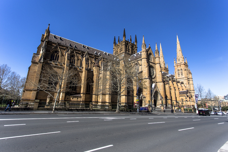 St Marys Cathedral is the cathedral church of the Roman Catholic Archdiocese of Sydney and the seat of the Archbishop of Sydney