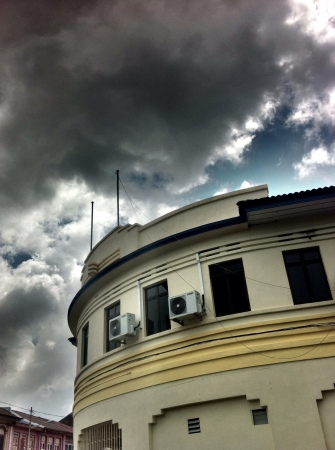 pekan: Stand tall in storm
