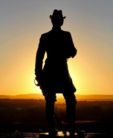 Civil War Statue