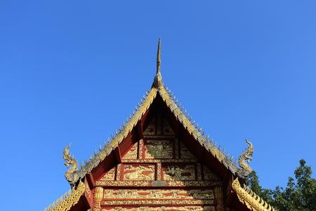 Temple Thai photo