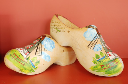 wooden shoes: Wooden Shoes