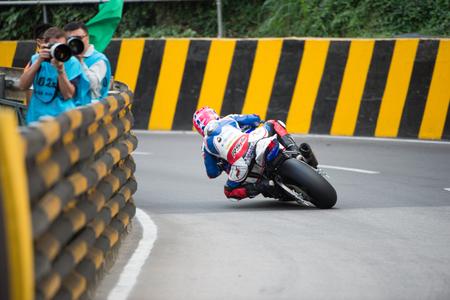 grand prix: 62 Macau Grand Prix Suncity Group Macau Motorcycle