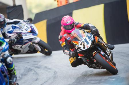 macau: 62 Macau Grand Prix Suncity Group Macau Motorcycle