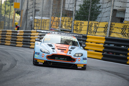 fas: 62 Macau Grand Prix SJM Macau GT Cup FIA GT World Cup