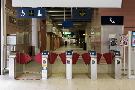 tunnel portals: Entrance of railway station