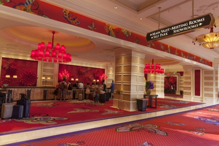 sued: LAS VEGAS - AUGUST 02, 2013 - Encore Hotel on August 02, 2013  in Las Vegas  A lawyer is being sued by Encore for causing  100,000 damage to a hotel suite and refusing to pay for it  Editorial