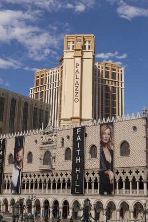 mcgraw: LAS VEGAS - MARCH 30, 2013 - The Palazzo hotel on MARCH 30, 2013  in Las Vegas  The Palazzo offers the largest Standard accomodations on the strip at 720 sq ft  67m²