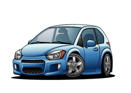 subcompact: Subcompact Car 01