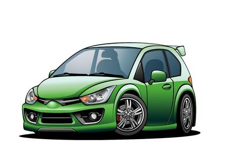 subcompact: Subcompact Car 02