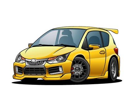 subcompact: Subcompact Car 03