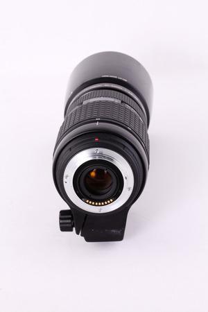 戸建のデジタル ズーム レンズの背面図