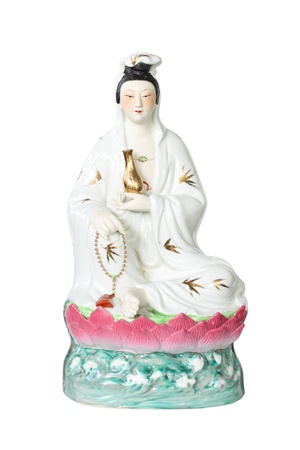 clemency: Kuan yin goddess of Clemency