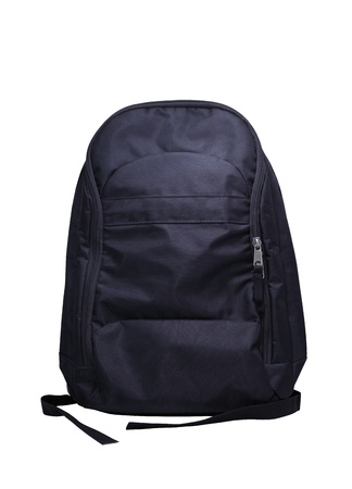 Backpack isolated on white background Stock Photo