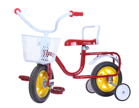 Colorful tricycles for kid