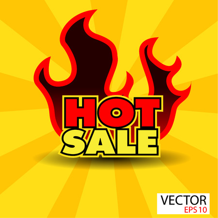 Hot sale sticker  with flames photo