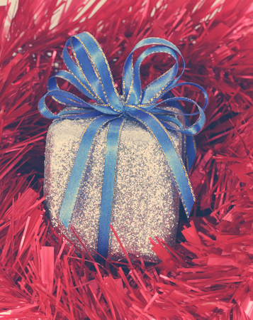 Gift box -Stock Image