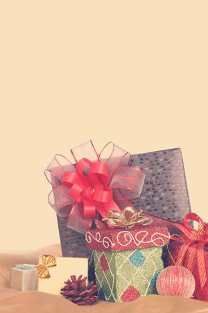 Various gift boxes -Stock Image Standard-Bild