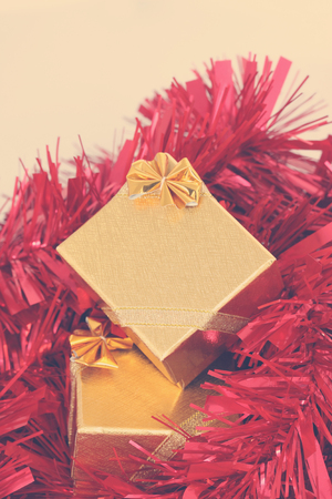 Gift box -Stock Image