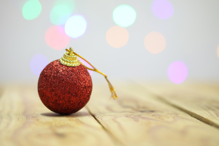 christmas background for greeting card Stock Photo