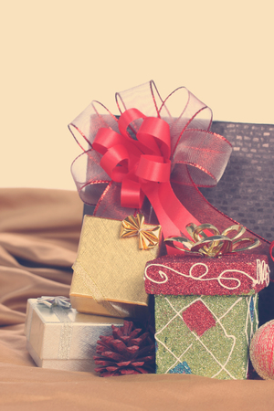 Various gift boxes -Stock Image Stock Photo