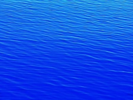 Blues waves Stock Photo