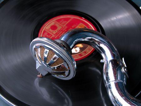 my gramophone