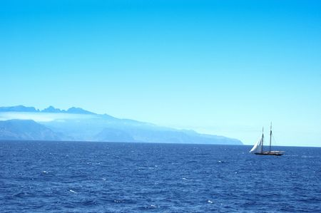 hobie: Arriving at the Madeira Island