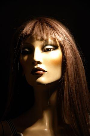 manequin: Feminine manequin Stock Photo