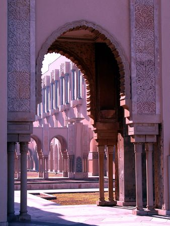 architecture muslim arab middle east