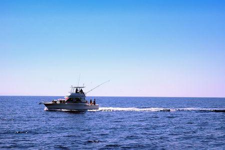 sport fish boat Stock Photo - 1105710