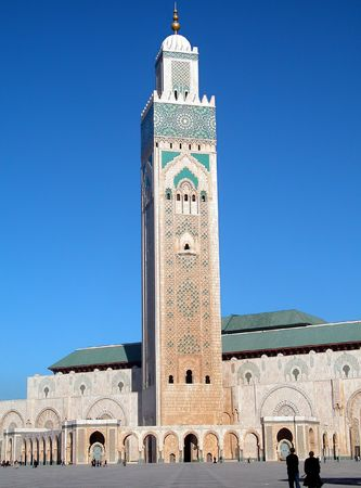tower of the mosque Stock Photo - 1105755