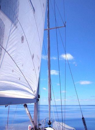 windless: sailing windless