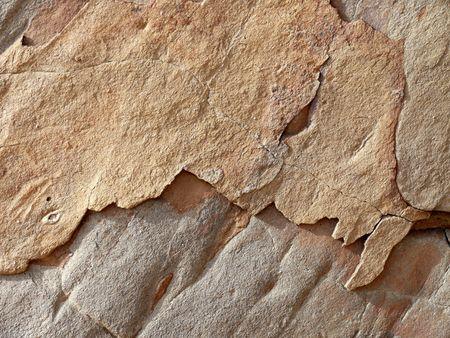 closeups: Cracked stone texture.