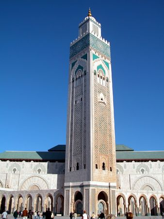 tower mosque Stock Photo - 1105768