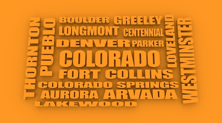 colorado state: image relative to usa travel. Colorado state cities