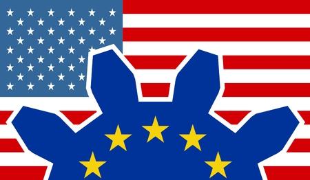 harmonization: TTIP - Transatlantic Trade and Investment Partnership. Europe and USA association