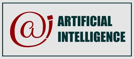 bot: Artificial intelligence Illustration