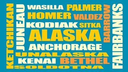 homer: image relative to usa travel, alaska state cities list