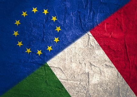 欧州連合とイタリアの政治関係を...