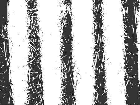 Grunge textuur sjabloon.