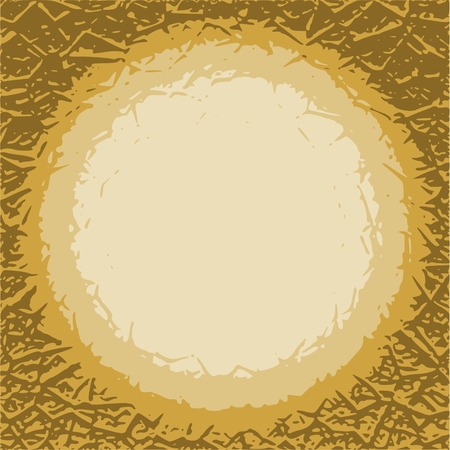 Grunge cracks effect texture. 向量圖像