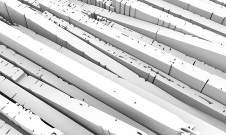 Design brochures background. 3D rendering. Splattered surface
