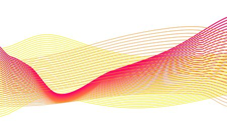 Abstract background with stripes or curves. Lines pattern. Backdrop for presentation