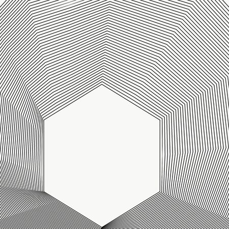 Abstract background with stripes or curves. Lines frame pattern. Backdrop for presentation