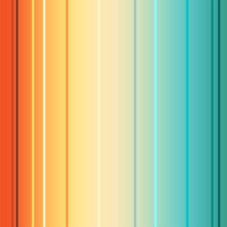 Geometry abstract background with stripes. Various vertical lines. Gradient paint Illusztráció