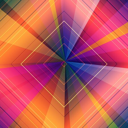 Radiating, converging lines, rays background. Star burst, sunburst background.
